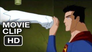 Justice League: Doom #1 Movie CLIP   Superman Fight (2012) HD