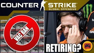 CSGO News | Old Virtus Pro Disbands, How a $700,000 Inventory Got VAC Banned and Hen1 Forgets