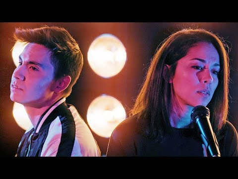 Dancing With A Stranger (Sam Smith, Normani) - Sam Tsui & Kina Grannis Cover | Sam Tsui