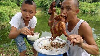 Gà Bay Nướng - Món Ăn Độc Đáo Của Anh Em Tam Mao