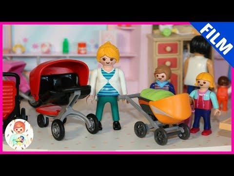 Playmobil Film deutsch - Beim Babyausstatter - PlaymoGeschichten - Kinderserie