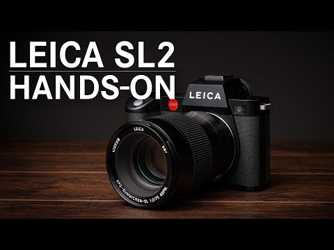 External Review Video jMvMqGCHUSM for Leica SL2 Full-Frame Camera