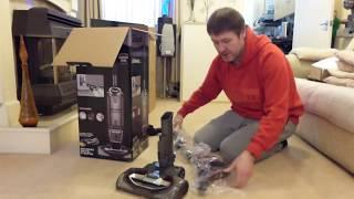 Shark Powered Liftaway NV681UKT vacuum - 1000 Subscriber Special Unboxing