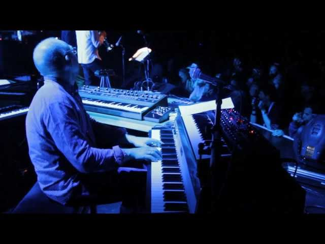Bugge and Friends live (Oslo Jazzfestival)