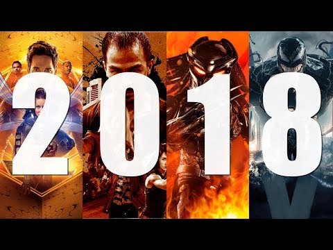 A Year of Action Films – 2018 Review
