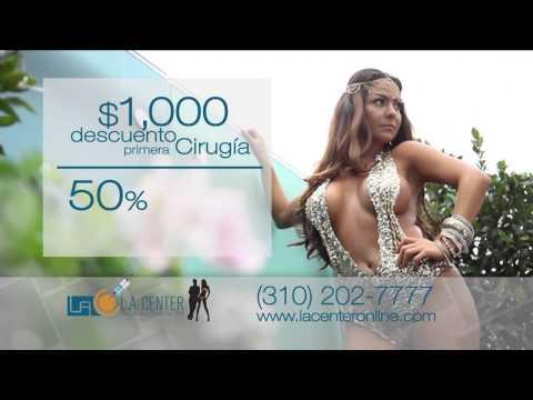 La Coqueta (Claudia Gonzalez) in L.A. Center Commercial HD