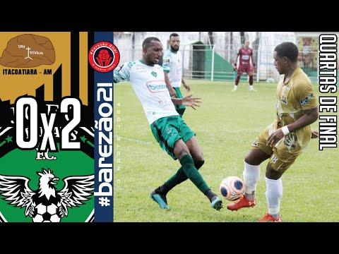 JC Futebol Clube 0x2 Manaus FC