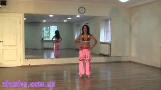 Смотреть онлайн Самоучитель восточных танцев живота для начинающих