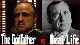 The Real Stories Behind The Godfather (THE GODFATHER VS REAL LIFE)