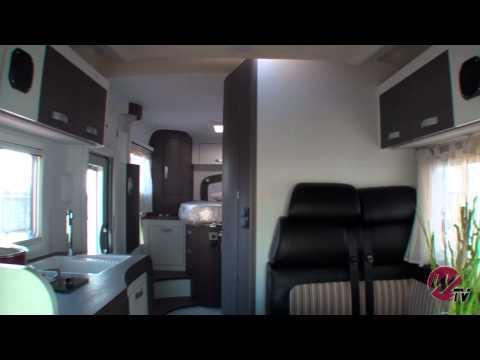 Wingamm OASI 690LX - camper monoscocca