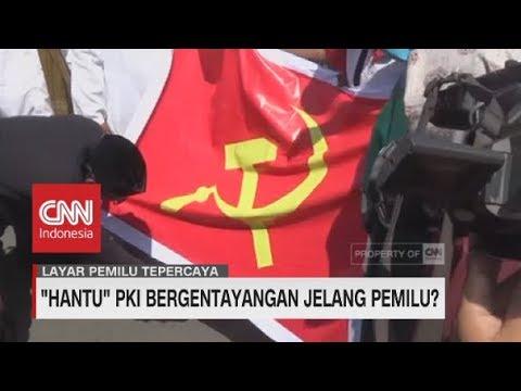 """Hantu"" PKI Bergentayangan Jelang Pemilu?"