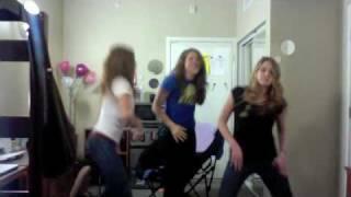 DROP IT LOW three ASU girls