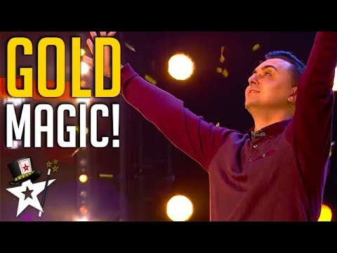 Top 5 GOLDEN BUZZER Magicians on Got Talent Global | Magicians Got Talent (видео)