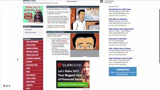 How To Make Money With Clickbank -The Easy Method To Make Money With Clickbank In 2018.