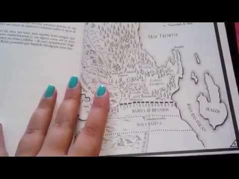 Review Livro A tormenta de espadas -edi. Leya