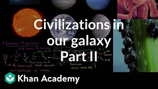 Detectable Civilizations in our Galaxy 2