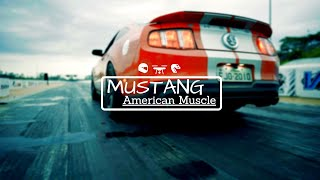 FPV American muscle Mustang - edited by MCN Flights