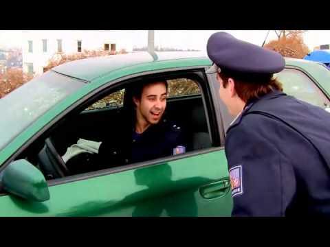 DESATERO Jak se nechovat při policejní kontrole