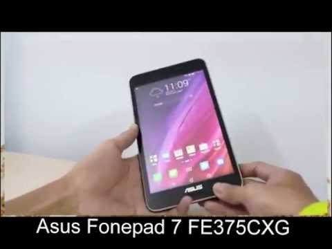 Review Asus Fonepad 7 FE375CXG
