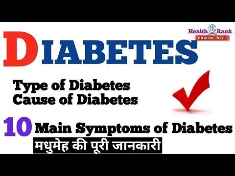 Vortrag über Typ-2-Diabetes-Diät