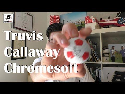 Truvis | Callaway Chrome Soft Golf Ball