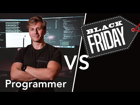 Programmer vs Black Friday