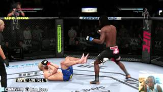 UFC - UFC Career Mode Ep.21 - HAVE WHAT IT TAKES? - UFC Fights 2014