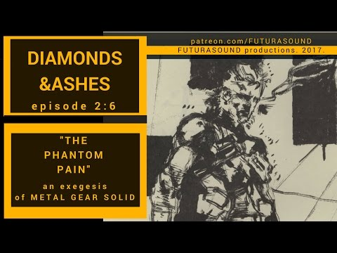 Diamonds & Ashes + Transcript (Part 2) :: METAL GEAR SOLID V: THE