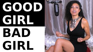 Youtube with Victoria Vives BAD GIRL, GOOD GIRL ~ Lilith & Eve Archetypes | Women's Divine Sexuality sharing on Become Your Divine Self