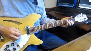 Beatles - What You're Doing Lead Guitar Secrets