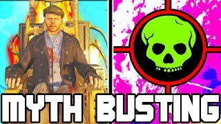 WHAT HAPPENS IF WEASEL SOLOS THE BOSS BATTLE?? | CALL OF DUTY ZOMBIES | MYTH BUSTING MONDAYS #135