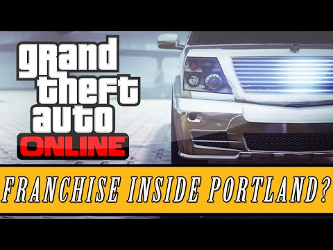 GTA 5: Online | GTA 6 Located Inside ... Portland? INSANE CONCEPT MAP! (GTA 6 Discussion)