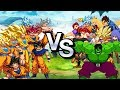Download Video Mugen 1.1  - Son Goku Vs The World