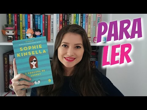 RESENHA | � PROCURA DE AUDREY | Patricia Lima