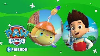 PAW Patrol & Abby Hatcher | Compilation #28 | PAW Patrol Official & Friends