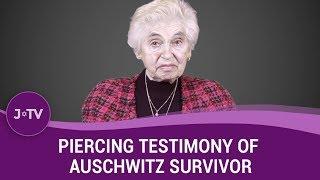 You must watch piercing testimony of Holocaust survivor Reene Salt. VERY EMOTIONAL.