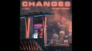 J-Sol & Paigey Cakey - Changes [LYRIC VIDEO]