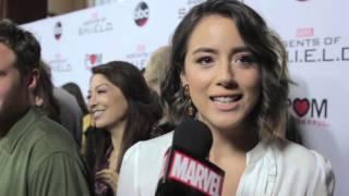 Season 3 Premiere - Chloe Bennet (VO)