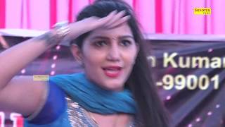 Badli Badli Lage Dance || Sapna Stage Dance || New Haryanvi Video Song 2018