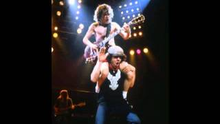 AC/DC Shot down in flames 1980 Live in Rochester