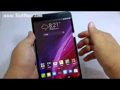 ASUS Fonepad 8 FE380CG hands-on @ TechNave.com