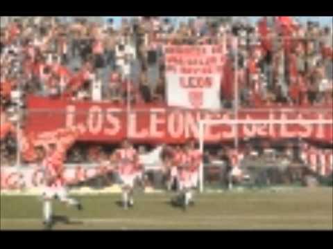 """""""!los leones del este!"""" Barra: Los Leones del Este • Club: San Martín de Mendoza"""