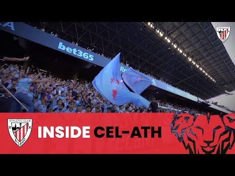 📽 INSIDE | RC Celta – Athletic Club