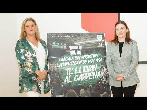El Deporte es Vida lleva entradas gratuitas para ver a Unicaja a toda la provincia de Málaga