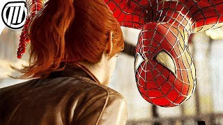 Spider-Man PS4: Tobey Maguire Suit 4K Gameplay (2002 RAMI SUIT!)