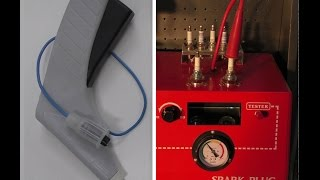 Проверка свечей зажигания и сравнение методов проверок