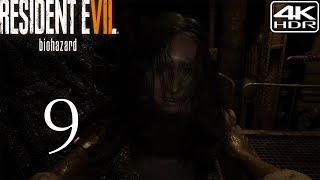 Resident Evil 7 Biohazard  Walkthrough Gameplay pt9  Finding Ethan 4K 60FPS HDR Madhouse