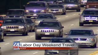 Labor Day Weekend Travel