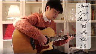 Bạch Nguyệt Quang Và Nốt Chu Sa - Guitar Solo   白月光与朱砂痣 - 吉他