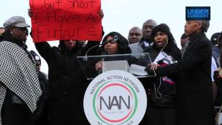 Tamir Rice's Mother Pleads for End to Police Brutality